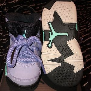 Toddler Jordan 6 Retro GT Size 5C